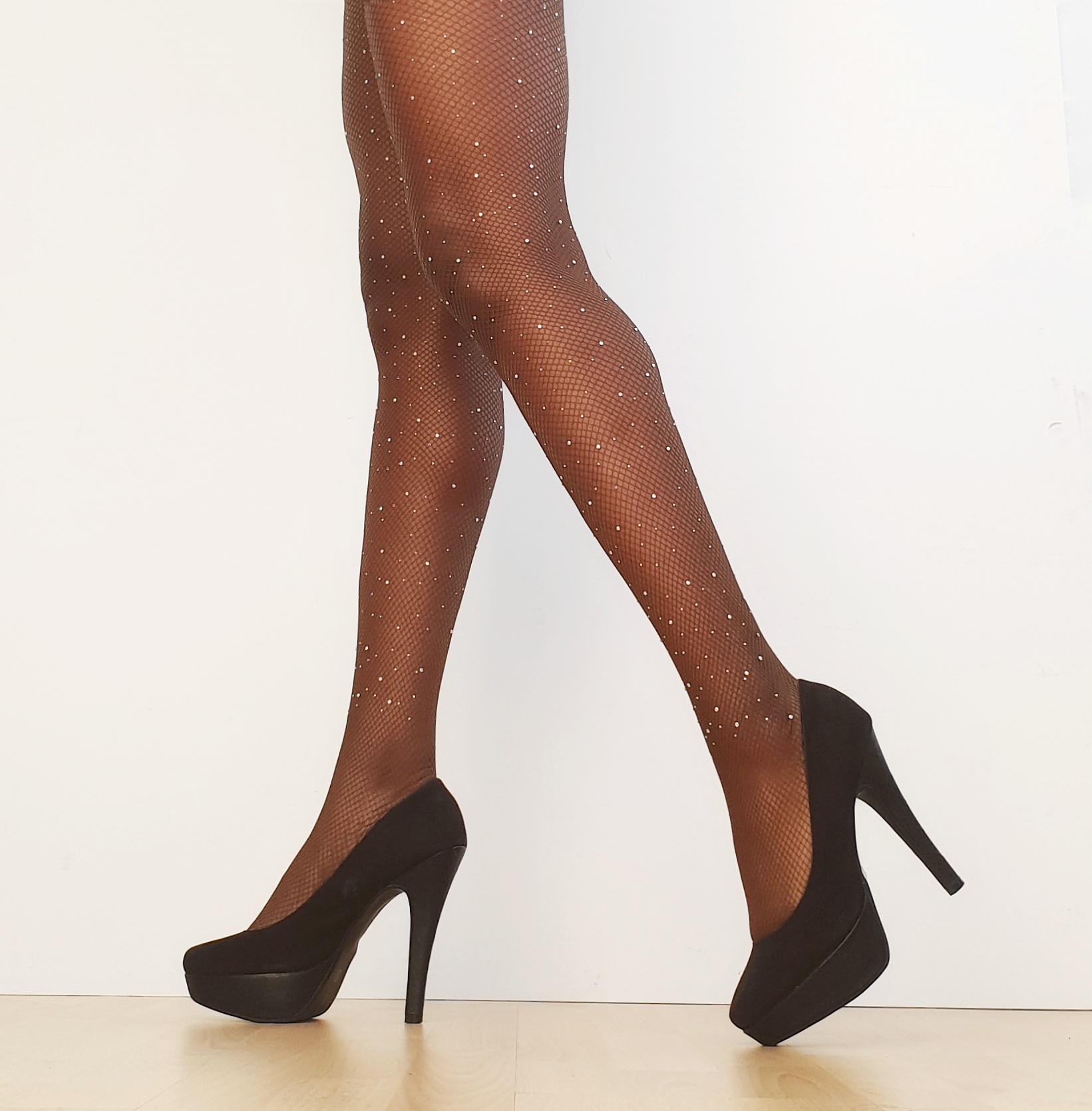Pin by Tony on ladyruffdiamond   Fashion, Lady, Stockings